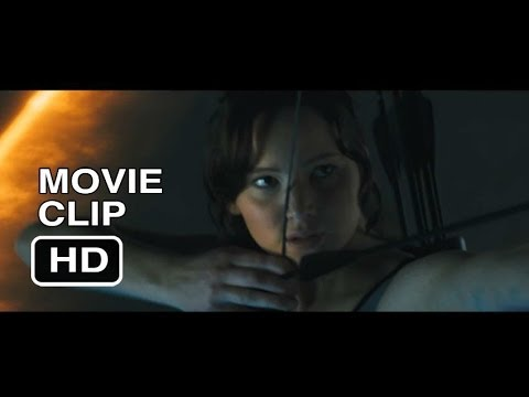 The Hunger Games: Catching Fire (Clip 'Training Center')