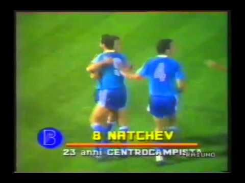 coppa dei campioni 1988-89: milan - vitosha sedicesimi di finale-ritorno