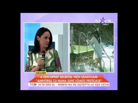 Andreea Marin la Star Matinal de Weekend - Antena Stars, 25.10.2014