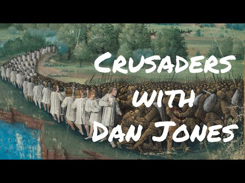 Crusaders with Dan Jones