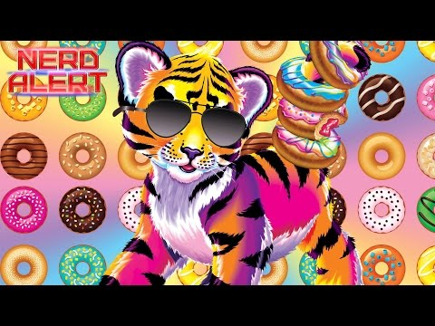 We Need to Talk About How Insane The Lisa Frank Page Is