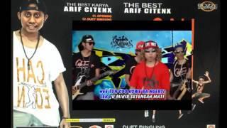 Kumpulan Lagu Terbaik Arif Citenx 2016 HD | King Of Smule | King Of Smule