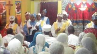 Qidus Michael Ethiopian Orthodox Church Nigdet