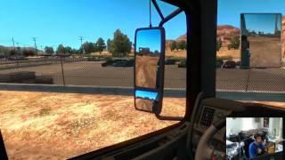 backing up trailer skillz