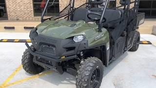 3. 2018 Polaris Ranger 570 Full-Size