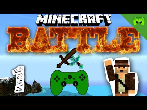 MINECRAFT BATTLE # 1 - Husarenstart «» Let's Play Minecraft Battle Season 6 | HD