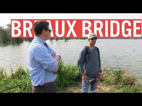 Gone Fishing in Breaux Bridge | What's Your Story | Season 3 Episode 14