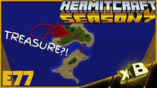 HermitCraft 7   TREASURE ISLAND! [E77]