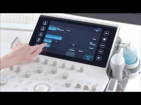 Cart-Based Ultrasound Machine | WS80