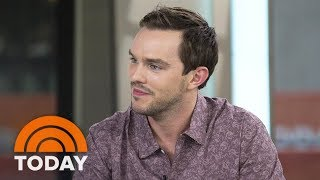 Nonton Nicholas Hoult Talks About Playing J D  Salinger In    Rebel In The Rye      Today Film Subtitle Indonesia Streaming Movie Download