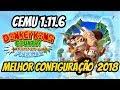 Cemu 1.11.6 - Donkey Kong Country Tropical Freeze - Melhor configuração 2018