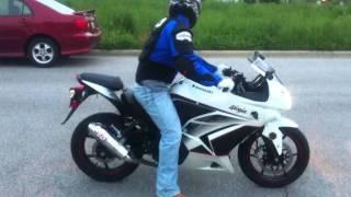 4. 2011 Kawasaki Ninja 250r Yoshimura