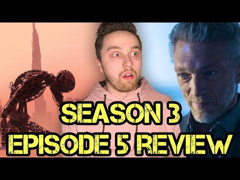 Westworld Season 3 Episode 5 Review| HBO (Spoilers)