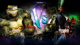 Killer Instinct - Fight 25 - Rash(Holder) vs Hisako(Challenger)