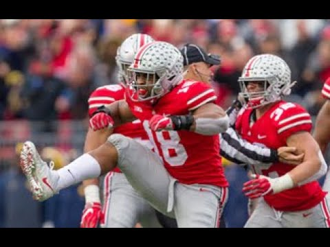 Ohio State Buckeyes earn the #1 spot in first CFP rankings of the season - MS&LL 11/8/19