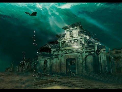 le misteriose rovine sommerse di yonaguni