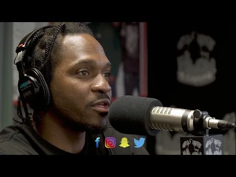 Pusha T Talks about Drake's New child and explains meaning behind Whitney Houston bathroom pic
