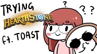 Video Lily plays (learns?) Hearthstone :D ft. DisguisedToast MP3, 3GP, MP4, WEBM, AVI, FLV Desember 2018
