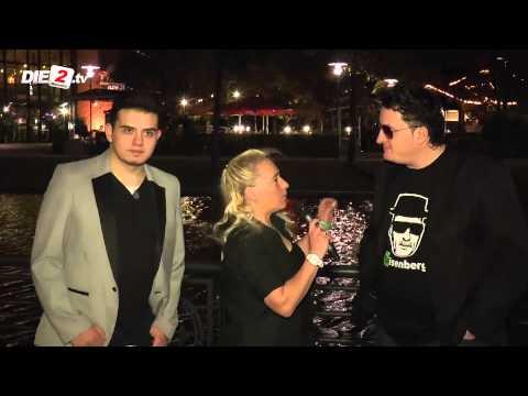 Interview mit Jack Price und Svenii im Club Rubirosa Oberhausen