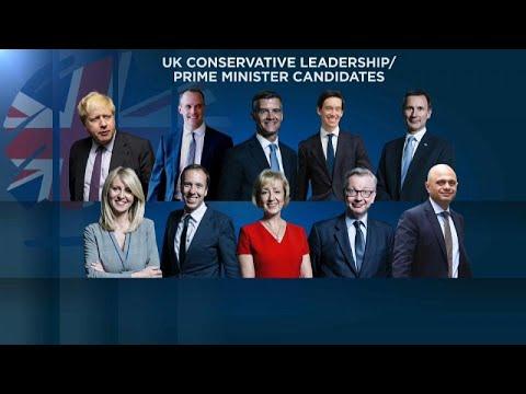 Großbritannien: May-Nachfolge - die Kandidaten legen ihre Brexit-Strategie dar