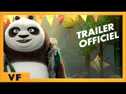 Kung Fu Panda 3 - Bande annonce 2 (VF)