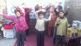 Orphan Spacial Song ( Passion Of Christ Ministries Pakistan)