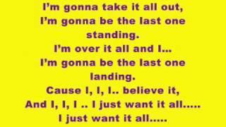 Dynamite Taio Cruz - Lyrics :)