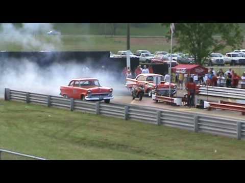 1956 Ford vs. 1957 Chevy