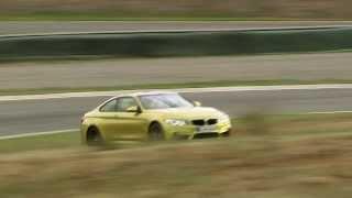 Yeni BMW M4 Coupe pistte test ediliyor // ototest.tv