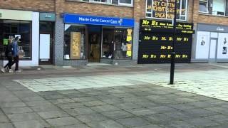 Huntingdon United Kingdom  city images : Town Centre, Huntingdon, Cambridgeshire.