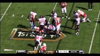 Justin Gilbert vs Oklahoma, Texas, Baylor (2011)