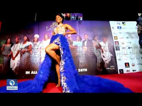 Celebrities Grace Premiere Of Bling Lagosians