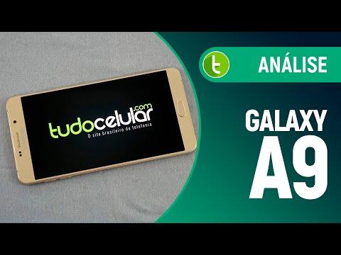 Análise Samsung Galaxy A9  Review do TudoCelular