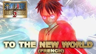Trailer de One Piece Pirate Warriors 2