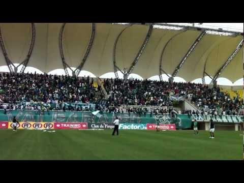 Barra Santiago Wanderers - Los Panzers - Santiago Wanderers