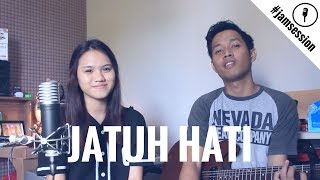 MIKE MOHEDE FEAT. ANDRE DINUTH - JATUH HATI (Cover) | Audree Dewangga, Yotari Kezia #AnggaNgeJam