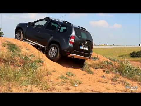 Test - Dacia Duster 4x2 Vs 4x4