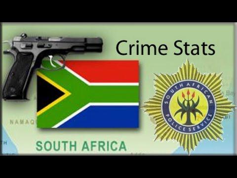 Annual crime statistics
