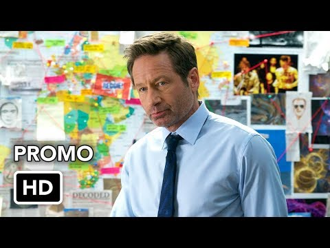 """The X-Files 11x04 Promo """"The Lost Art Of Forehead Sweat"""" (HD)"""