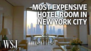 Video Inside the Most Expensive Hotel Room in New York City MP3, 3GP, MP4, WEBM, AVI, FLV Oktober 2018