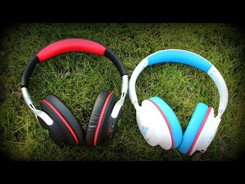 Mixcder ShareMe 7 Bluetooth Headphones Review - Share the Music!