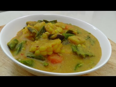 Mixed Vegetables with Dal 26 August 2014 04 PM