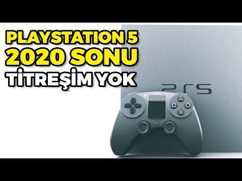 PS5 2020 SONU | KONTROLÖRDE TİTREŞİM YOK