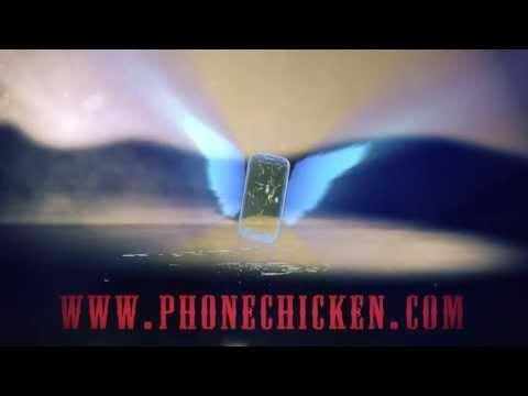 Video of Phone Chicken