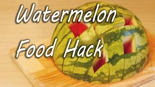 How To Eat A Watermelon In The Smartest Way