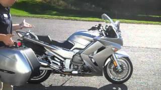 4. 2010 Yamaha FJR1300A