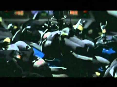 Parodia de Batman (MTV en Español)