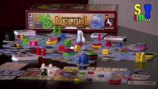 Video-Rezension: Das Orakel von Delphi