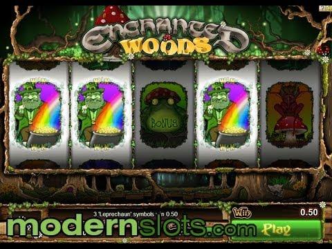 Enchanted Woods Slot Machine at ModernSlots.com