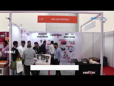 , Red Lion Controls - RenewX 2018 Hyderabad